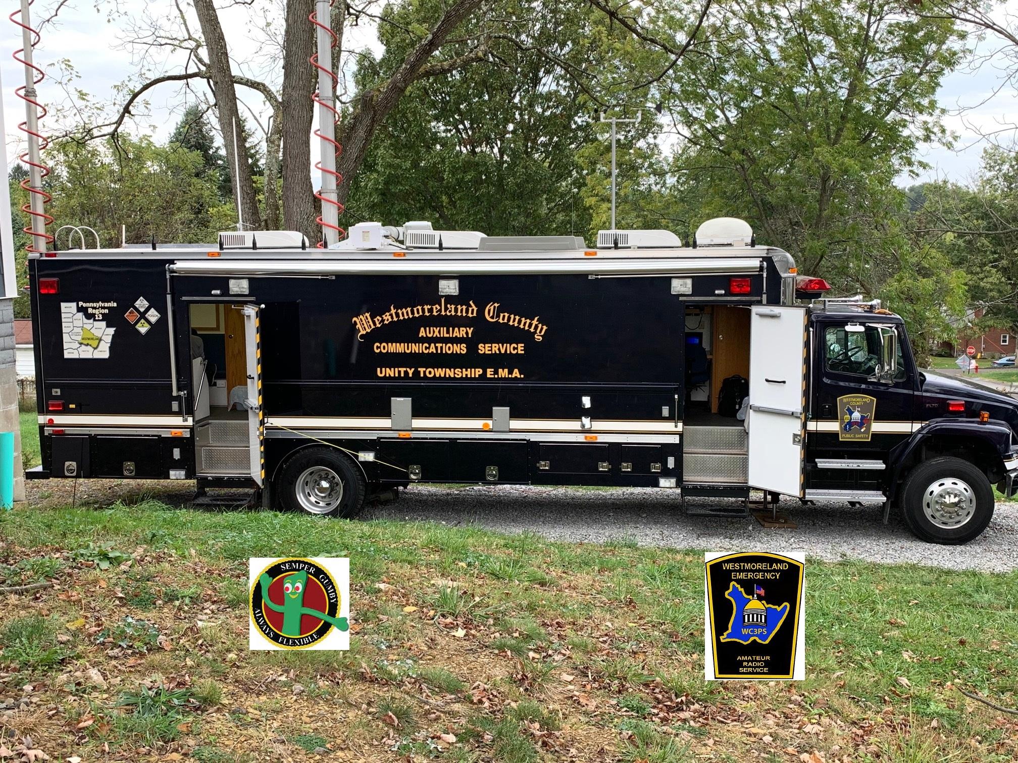 Westmoreland Emergency Amateur Radio Service